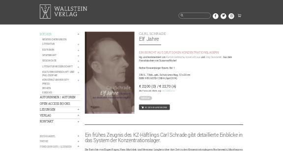 https://www.wallstein-verlag.de/9783835313989-carl-schrade-elf-jahre.html